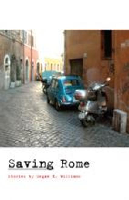 Williams, Megan K. / Saving Rome (Large Paperback)