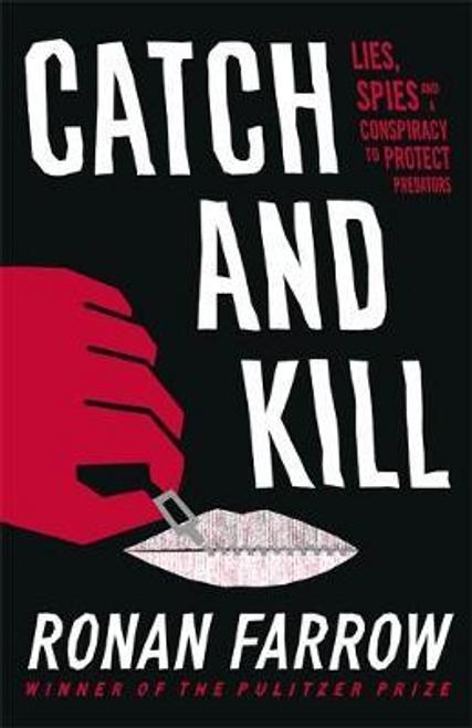 Farrow, Ronan / Catch and Kill (Large Paperback)
