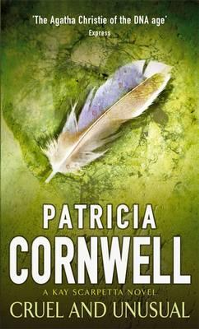 Cornwell, Patricia / Cruel and Unusual (Large Paperback)