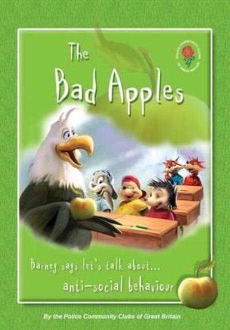 Jackson, Ian / The Bad Apples 2016 (Large Paperback)