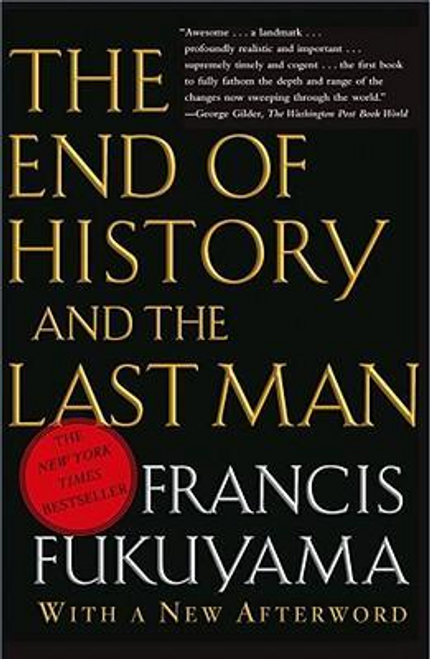 Fukuyama, Francis / The End of History and the Last Man (Large Paperback)