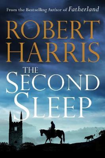 Harris, Robert - The Second Sleep (Large Paperback) - SIGNED