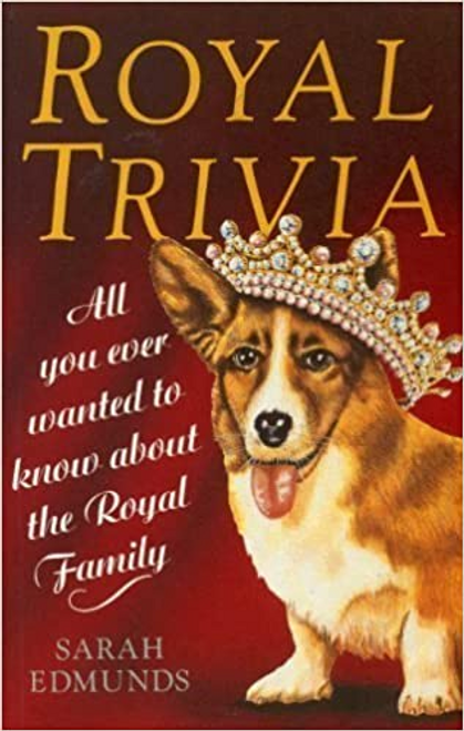 Edmunds, Sarah / Royal Trivia (Large Paperback)