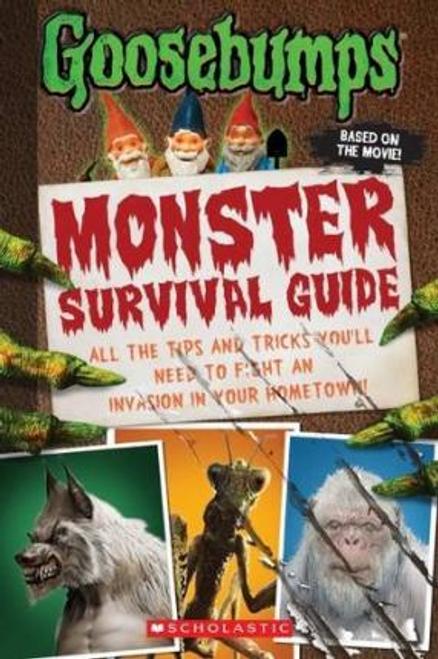 Lurie, Susan / Goosebumps: Monster Survival Guide (Large Paperback)