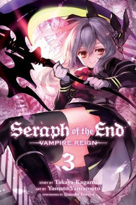 Seraph of the End, Vol. 3 : Vampire Reign
