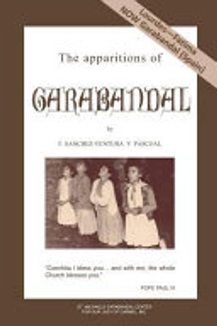 Sanchez-Ventura, F - The Apparitions of Garabandal - Vintage PB - 1967