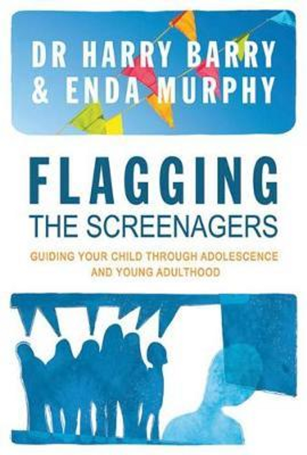 Barry, Harry / Flagging the Screenager (Large Paperback)