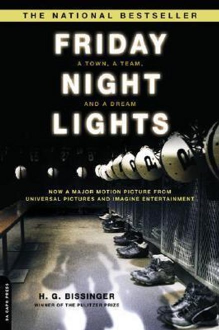 Bissinger, H. G. / Friday Night Lights (Large Paperback)
