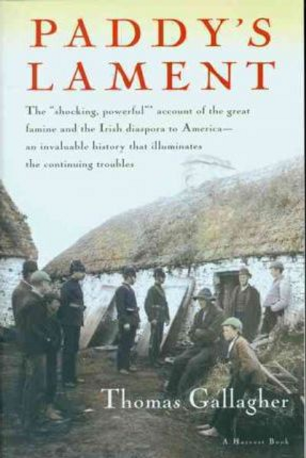 Gallagher, Thomas / Paddy's Lament (Large Paperback)