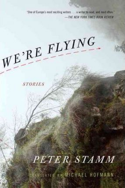 Stamm, Peter / We're Flying : Stories (Large Paperback)