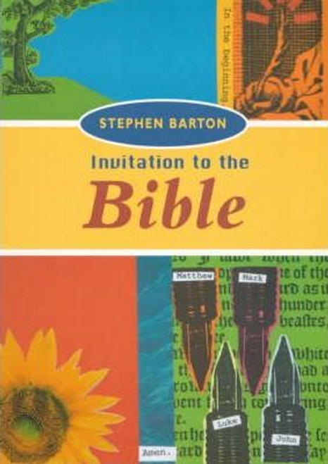 Barton, Stephen C. / An Invitation to the Bible (Large Paperback)