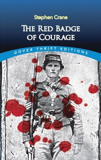 Crane, Stephen / The Red Badge of Courage (Large Paperback)