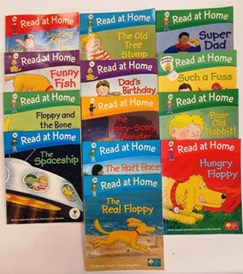 Read at Home (13 Book Collection)