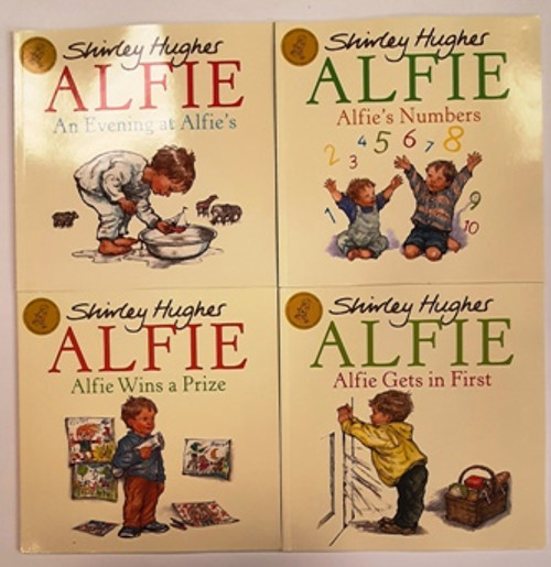 Alfie's Bag of Books (11 Book Collection)