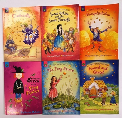 Orchard Colour Crunchies (6 Book Collection)