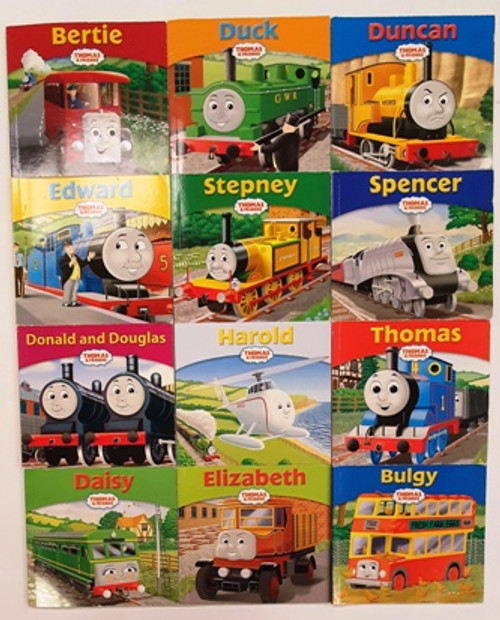 Thomas & Friends (Complete 30 Book Collection)