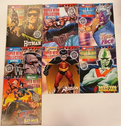 DC Comics Super Hero Collection (13 Comic Book Collection)
