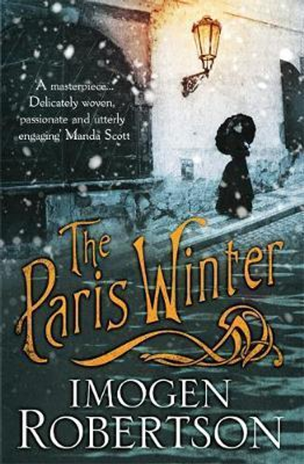 Robertson, Imogen / The Paris Winter