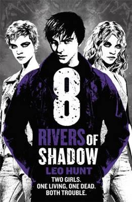 Hunt, Leo / Eight Rivers of Shadow