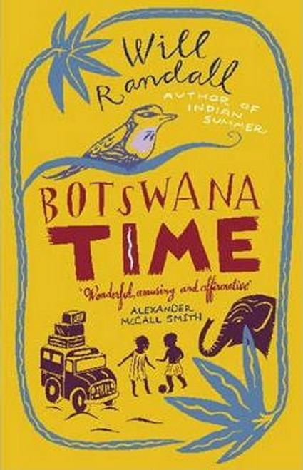 Randall, Will / Botswana Time