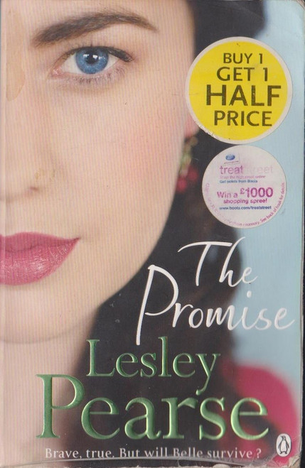 Pearse, Lesley / The Promise ( Belle Series, Book 2 )