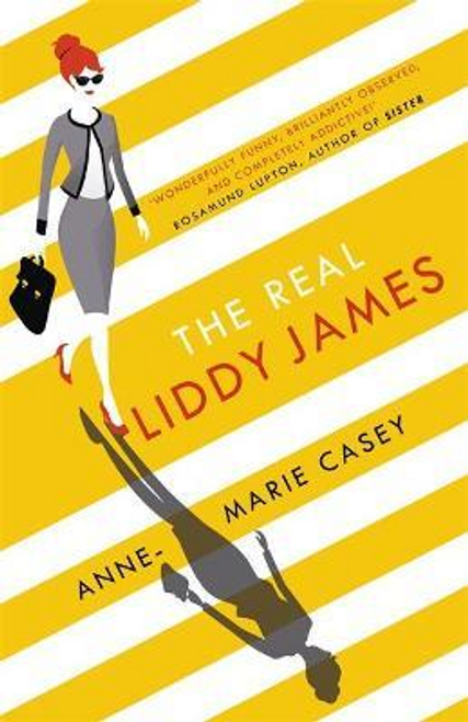 Casey, Anne-Marie / The Real Liddy James