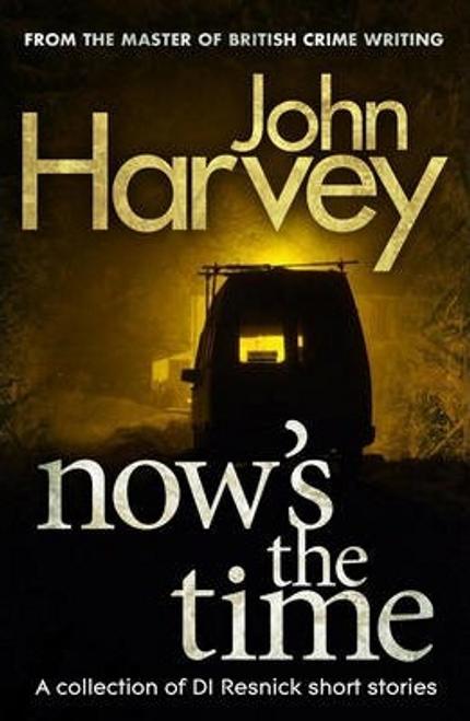 Harvey, John / Now's The Time
