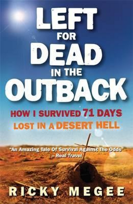 Megee, Ricky / Left for Dead in the Outback