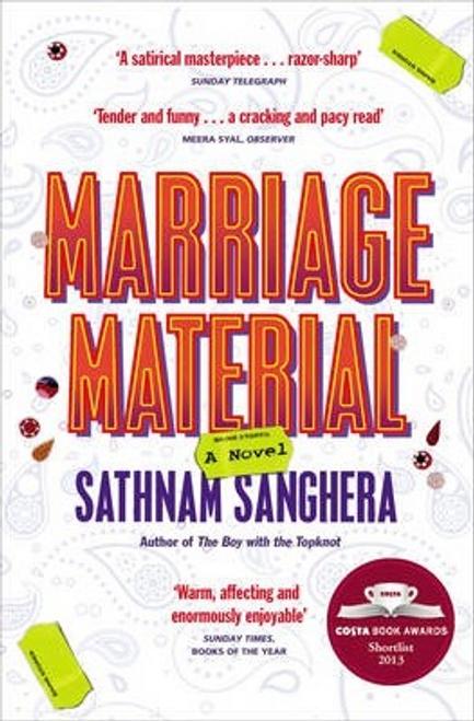 Sanghera, Sathnam / Marriage Material