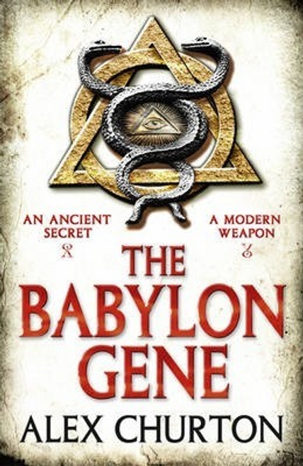 Churton, Alex / The Babylon Gene