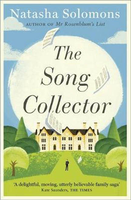 Solomons, Natasha / The Song Collector