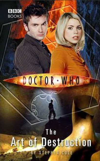 Cole, Stephen / Doctor Who: The Art of Destruction