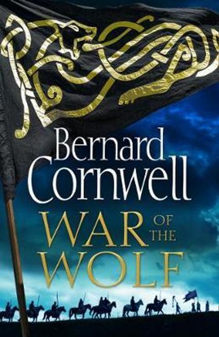 Cornwell, Bernard / War of the Wolf