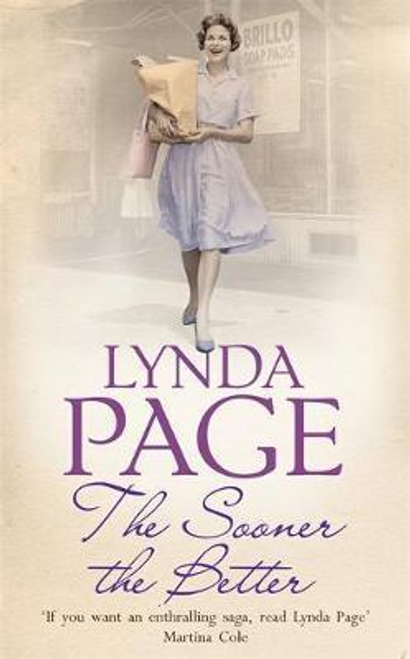 Page, Lynda / The Sooner The Better
