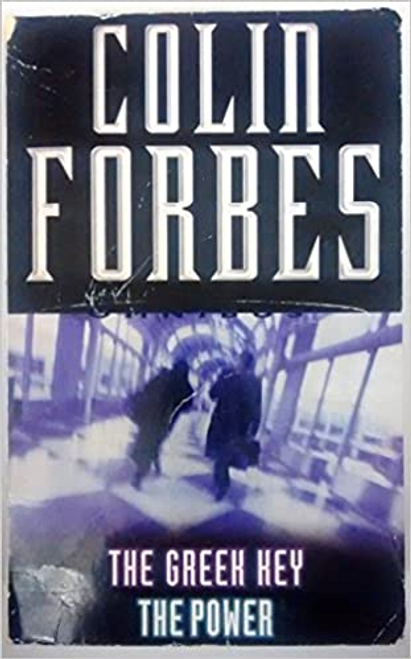 Forbes, Colin / The Greek Key / The Power