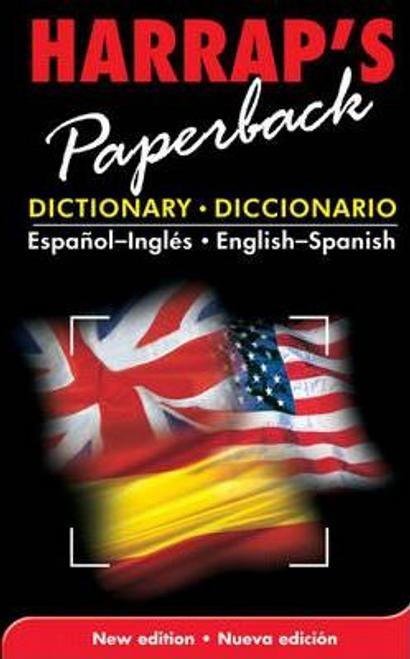 Harrap / Spanish-English Paperback Dict