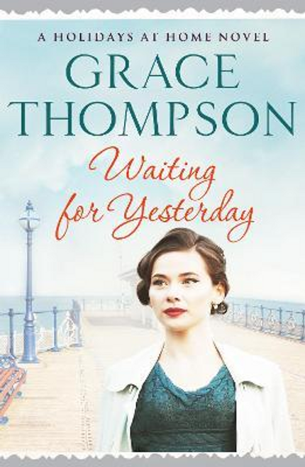 Thompson, Grace / Waiting for Yesterday