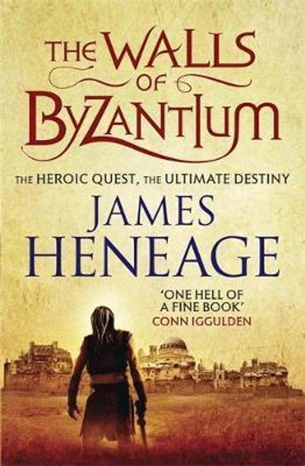 Heneage, James / The Walls of Byzantium