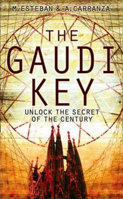 Martin, Esteban / The Gaudi Key