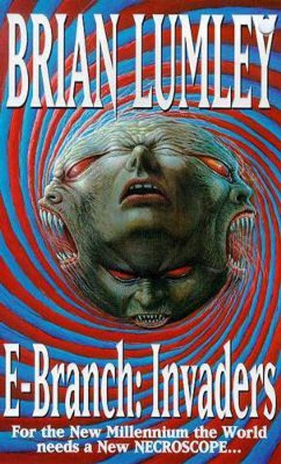 Lumley, Brian / E Branch: Invaders