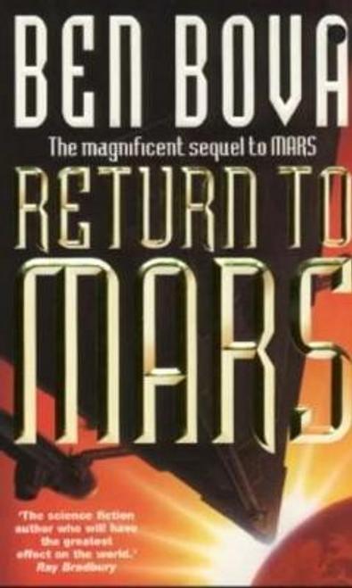 Bova, Ben / Return to Mars