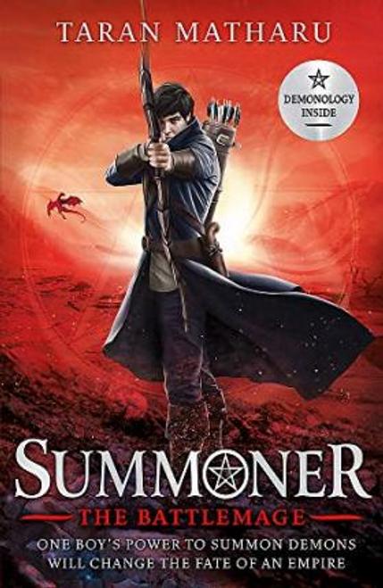 Matharu, Taran / Summoner: The Battlemage : Book 3