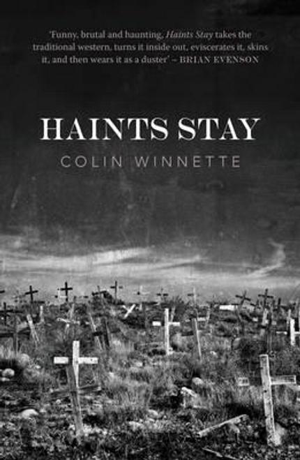 Winnette, Colin / Haints Stay
