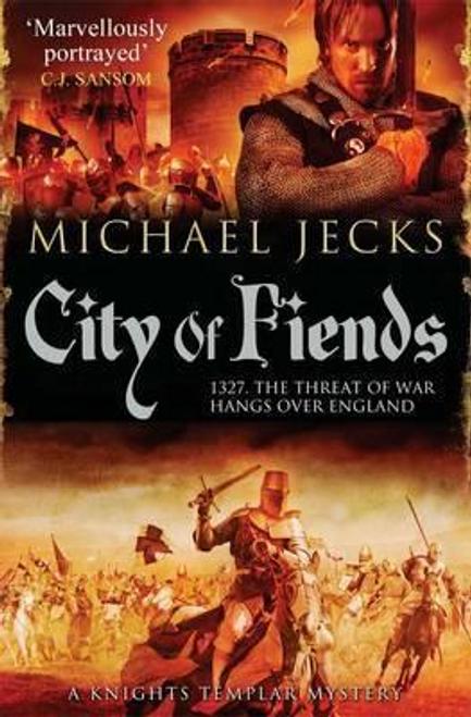 Jecks, Michael / City of Fiends