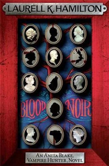 Hamilton, Laurell K. / Blood Noir