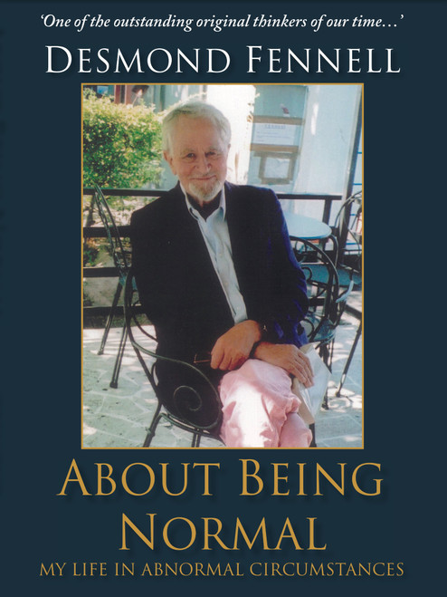 Fennell, Desmond - About Being Normal - PB - BRAND NEW - Autobiography