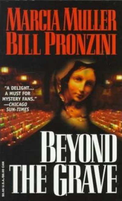 Muller, Marcia / Beyond the Grave
