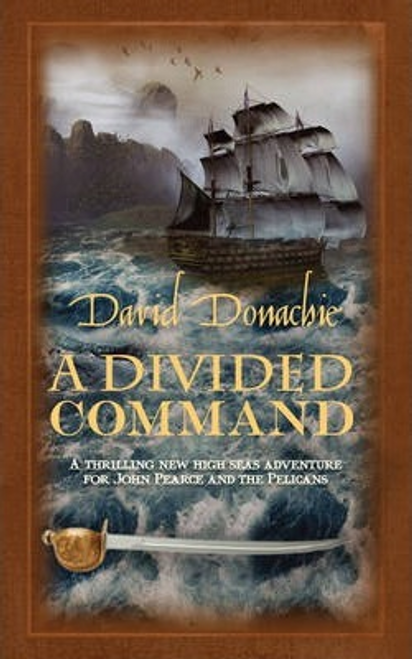 Donachie, David / A Divided Command