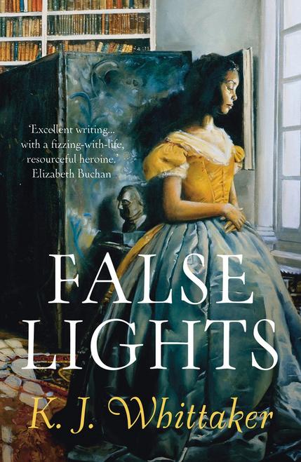 Whittaker, K. J. / False Lights