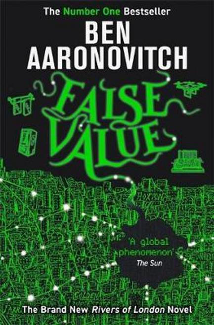 Aaronovitch, Ben / False Value